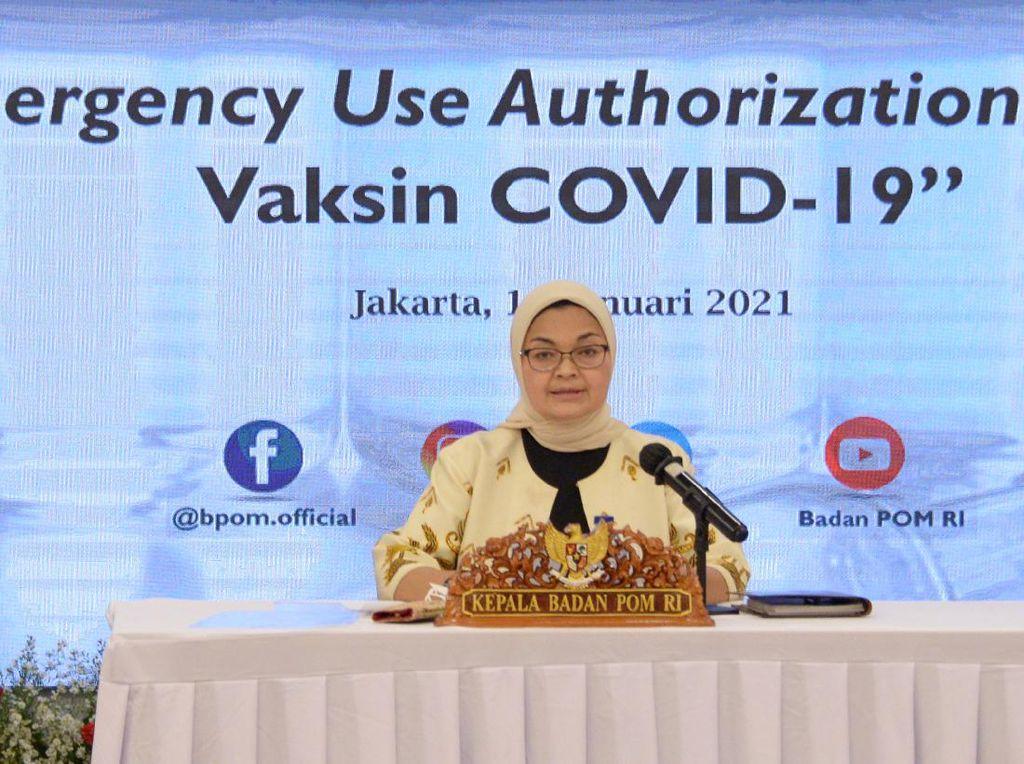 Kepala BPOM Ungkap Ketatnya Pengawasan Distribusi Vaksin COVID-19