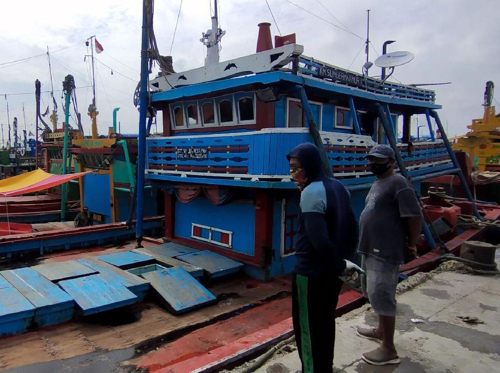Pak Trenggono, Nelayan Cantrang Galau Nih, Butuh Kepastian