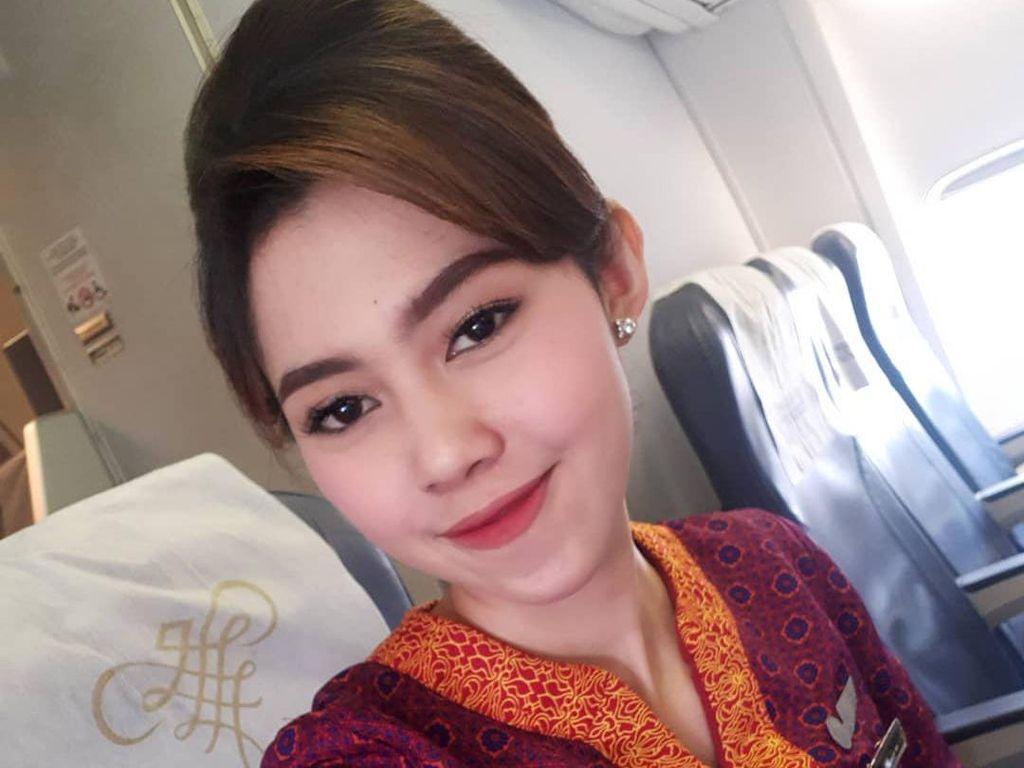 Curhat Pilu Istri Pramugara Sriwijaya Air SJ182: Suamiku Kamu Pasti Bertahan