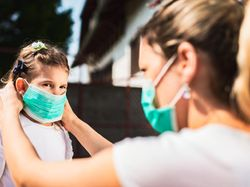 1.112 Anak Positif Corona di DKI Hari Ini, 282 di Antaranya Balita