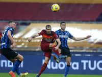Roma-Inter yang Masih Alot