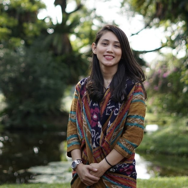 Athira Farinapesona cantik wanita Indonesia/instagram.com/athirafarina