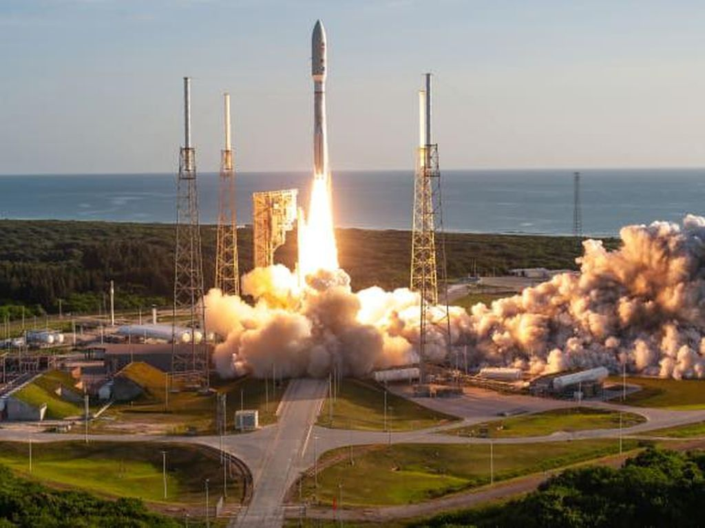 2 Syarat RI Punya Bandara Antariksa, SpaceX Gabung?
