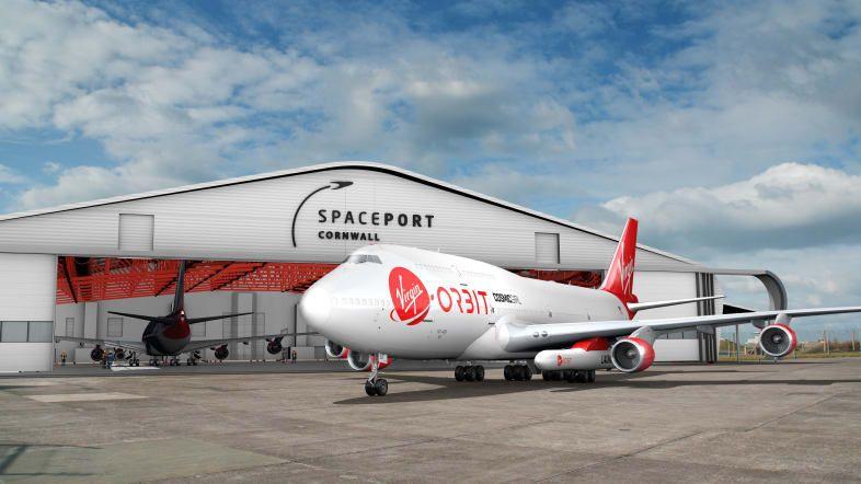 Bandara antariksa Spaceport City