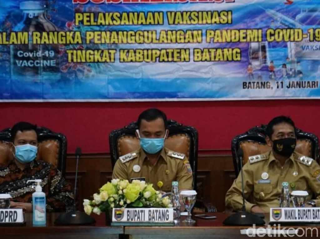 Tak Masuk SE Ganjar, Kabupaten Batang Inisiatif Ikut Terapkan PPKM