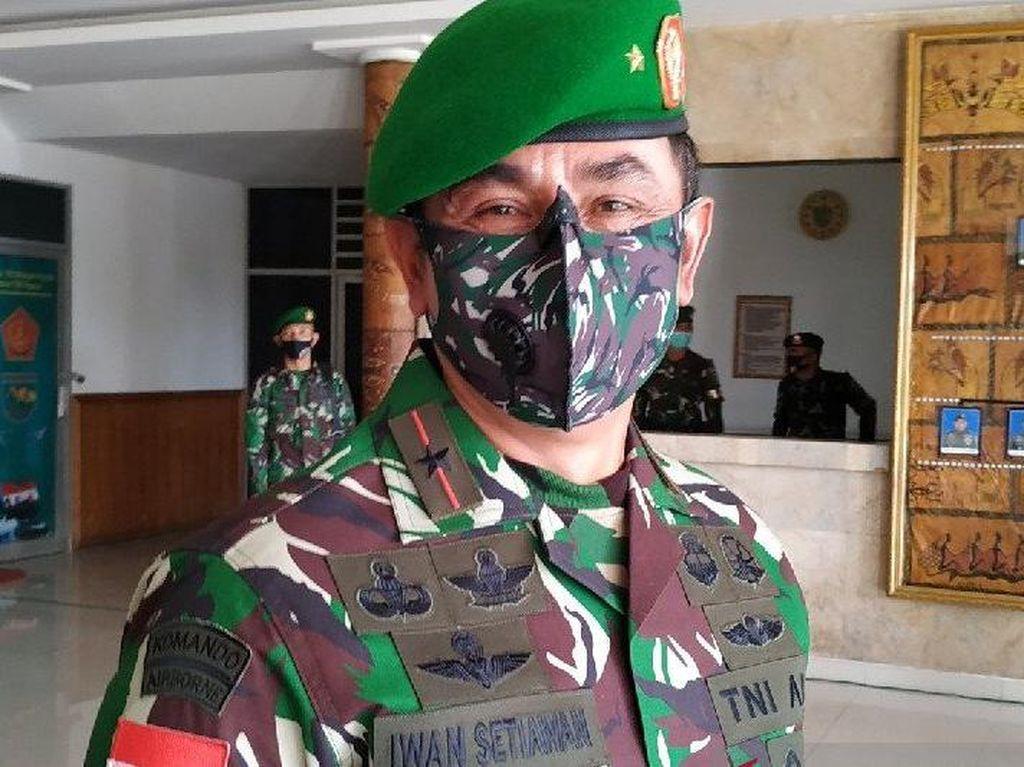 Prajurit TNI Gugur Saat Kontak Tembak dengan KKB di Intan Jaya Papua