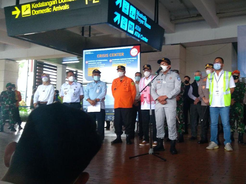 Sederet Santunan untuk Keluarga Korban Sriwijaya Air SJ182