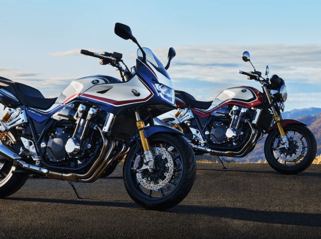 Honda CB1300 Super Mulai Dijual, Segini Harganya