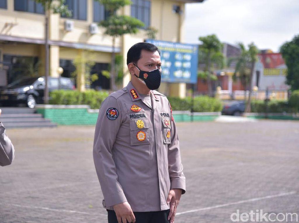 Tindak Lanjut Perintah Kapolda Lampung, 7 Polres Ciduk 25 Bandit
