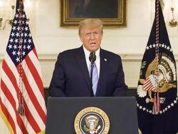 Trump soal Lolos Pemakzulan: Make America Great Again Baru Saja Dimulai