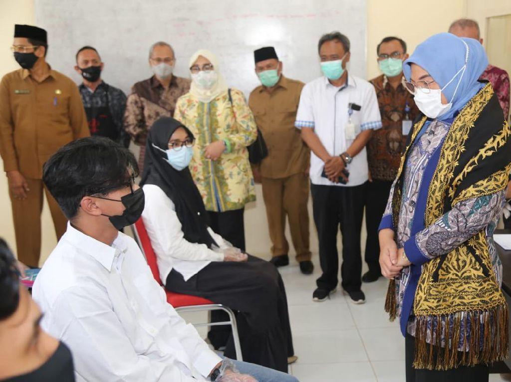 Pengangguran Aceh Capai 150 Ribu, Menaker Ajak Pemda Kembangkan BLK