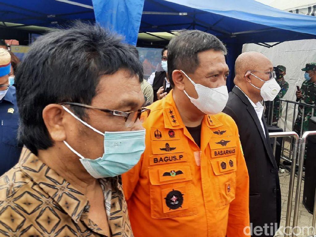 Komisi V DPR Cek Evakuasi Sriwijaya Air, Segera Panggil Menhub