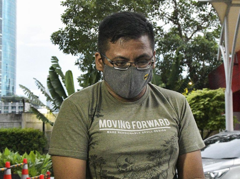 Bantu Nurhadi Sembunyi, Ferdy Yuman Didakwa Rintangi Penyidikan