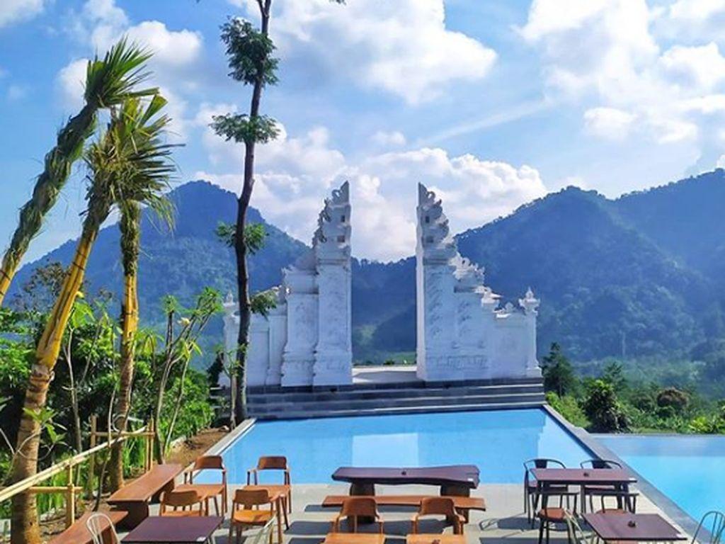 Cuma di Sentul, Tapi Mirip Bali
