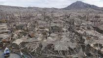 Mengenang Satu Tahun Letusan Gunung Taal Filipina