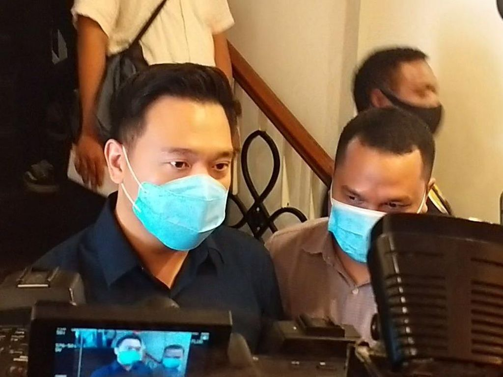 Jalani Wajib Lapor Kedua Kali, Michael Yukinobu Defretes Ingin Kooperatif