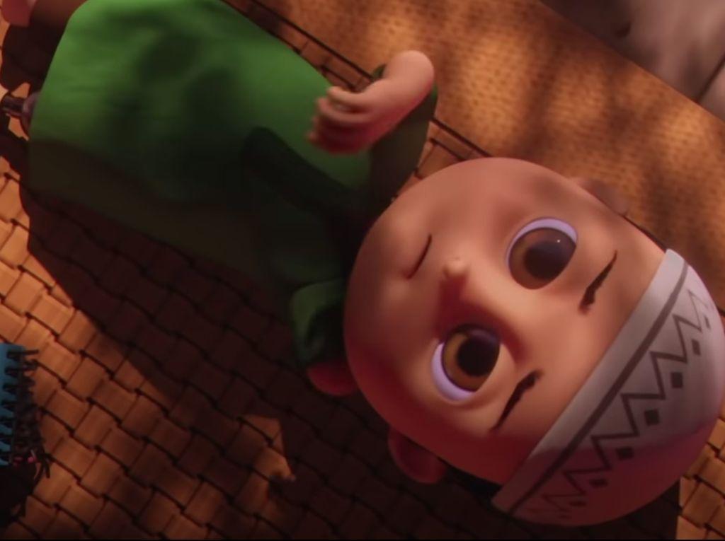 Intip Trailer Perdana Film Animasi Nussa