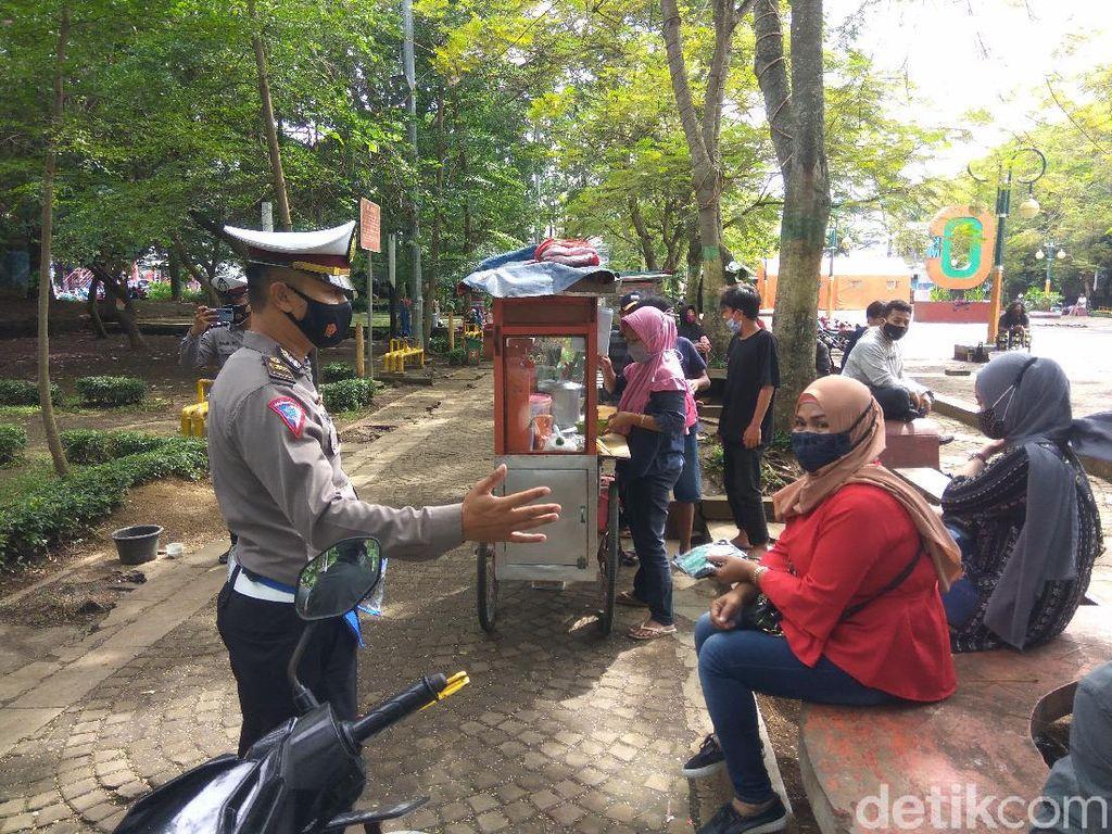 3 Hari Pertama PPKM, Pemkot Cimahi Fokus Sosialisasi-Tegur Pelanggar