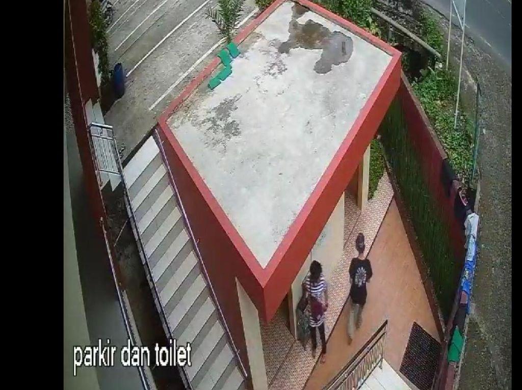 Aksi Pencurian Kotak Amal di Masjid Tasikmalaya Terekam CCTV