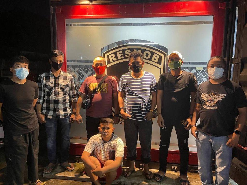 Mahasiswa di Makassar Jadi Jambret, Duit Hasil Kejahatan Dibelikan Sabu