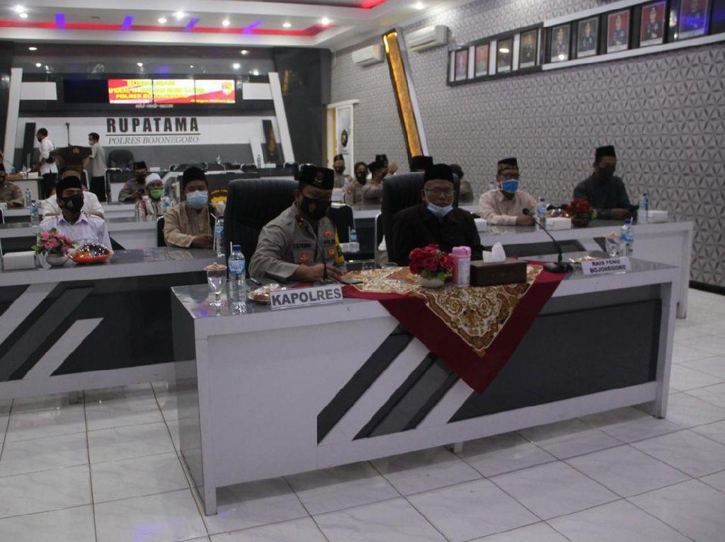 Jalin Ukhuwah Islamiyah, Bojonegoro Ikut MTQ Kapolda Jatim Cup