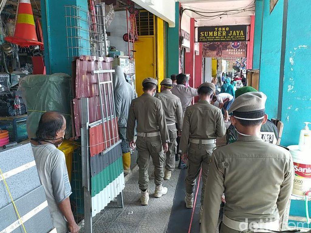 PPKM di Ciamis, Petugas Sasar Pasar dan Terminal