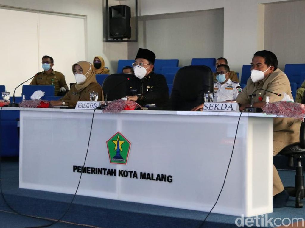 Wali Kota Malang Pertanyakan Indikator Perpanjangan PPKM Jawa-Bali