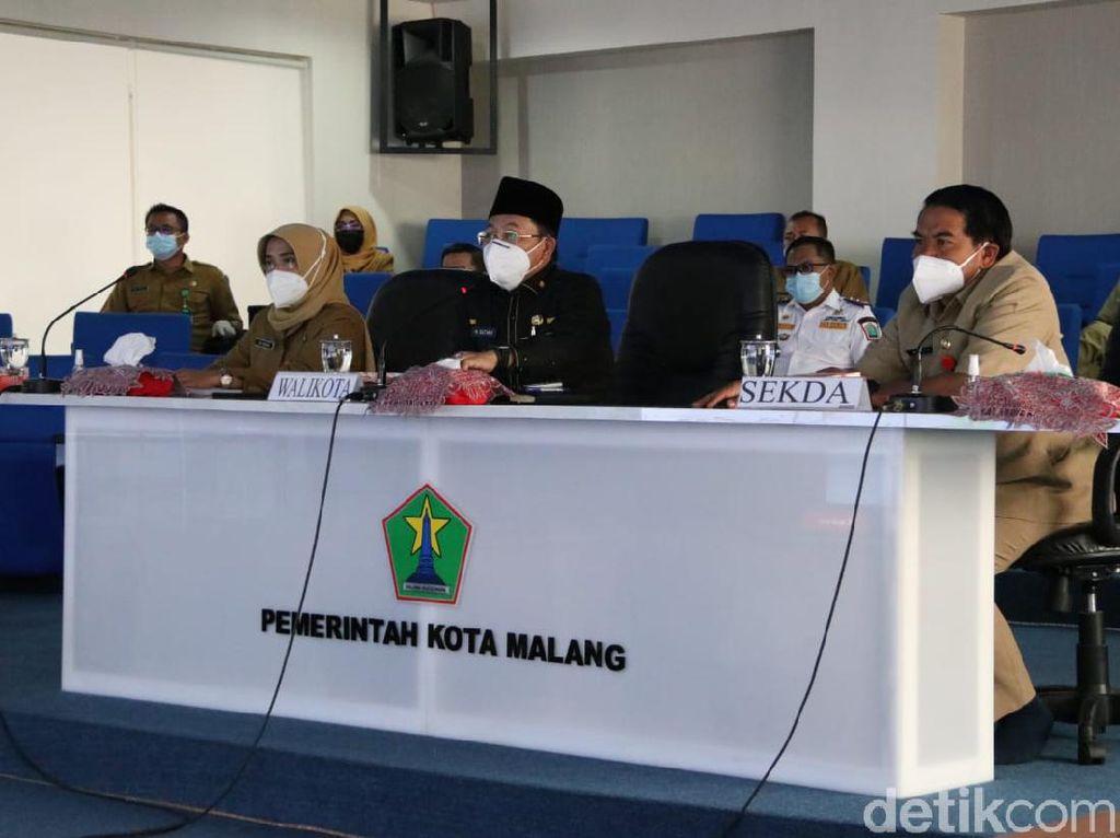 Terapkan PPKM, Kota Malang Fokus Berlakukan 5 M