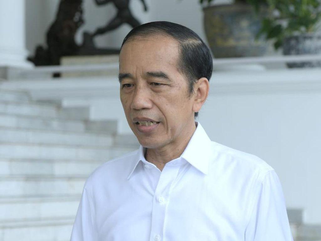 Teken PP 2/2021, Jokowi Bentuk Badan Rupabumi