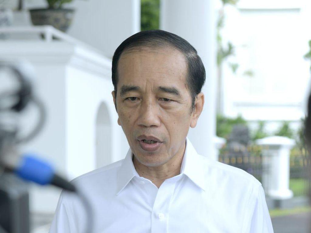 Jokowi Minta PPATK Berperan Lebih, Bantu Berantas Korupsi yang Makin Canggih
