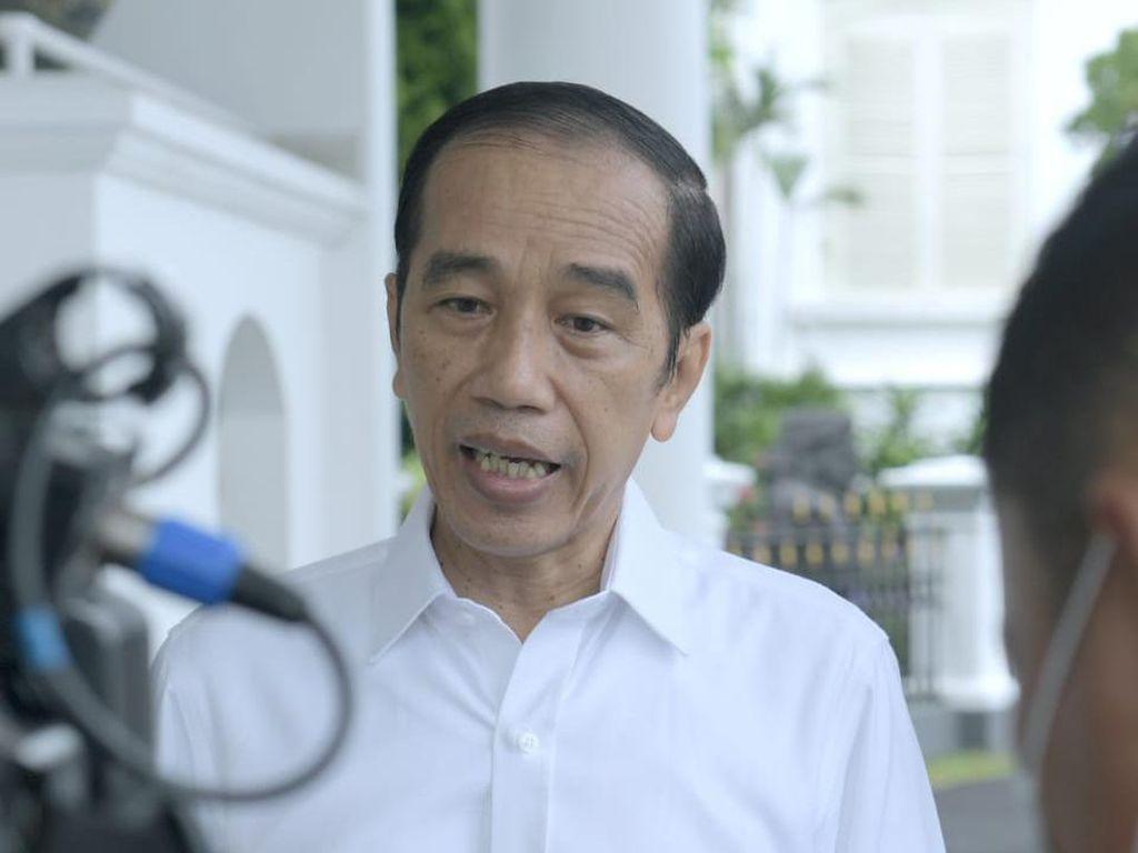 Ekspor Pertanian Tertinggi dari Sawit, Jokowi: Hati-hati