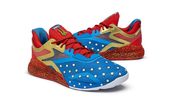 Reebok X Wonder Woman