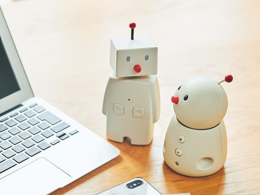 Deretan Robot Keren Menggemaskan yang Ramaikan CES 2021