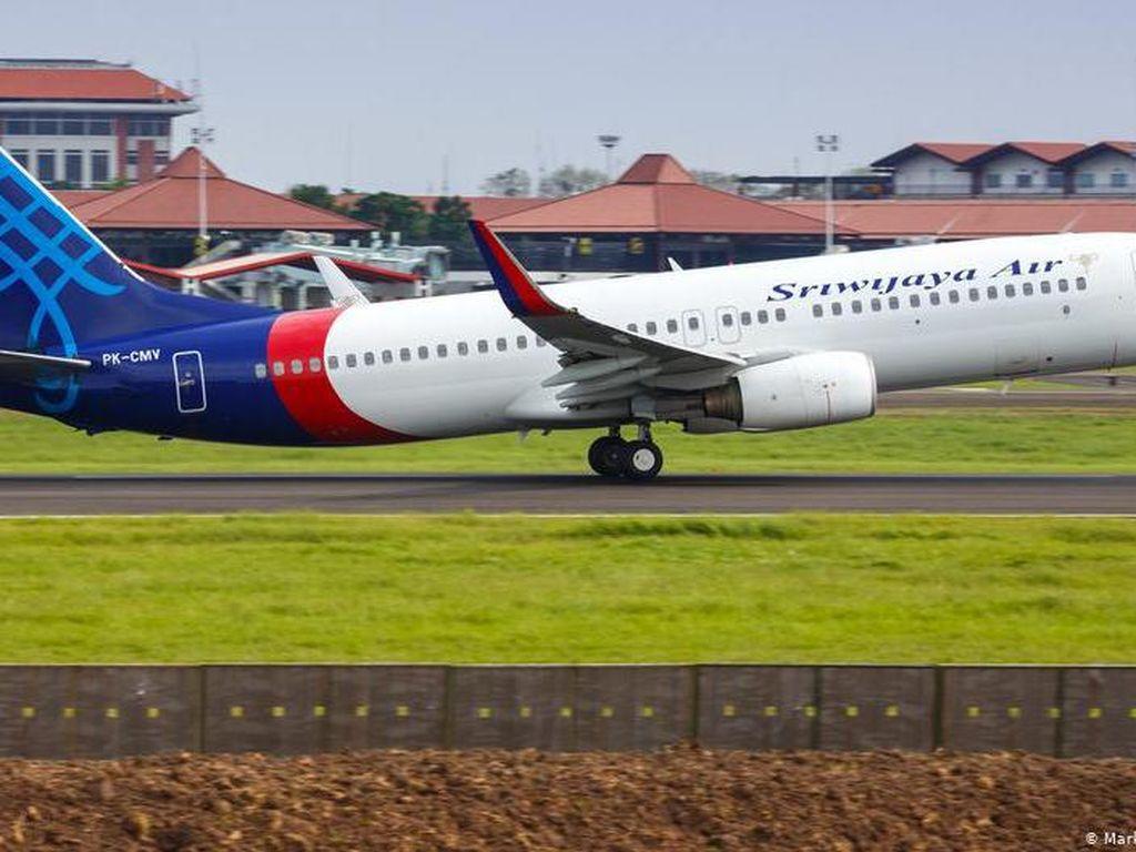LAPAN Ungkap Kondisi Cuaca Saat Sriwijaya Air SJ182 Jatuh