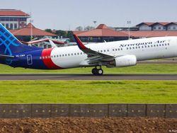 Sambut Cap Go Meh, Sriwijaya Air Beri Diskon Spesial!