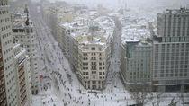 Spanyol Dihantam Badai Salju Terburuk, 4 Orang Tewas