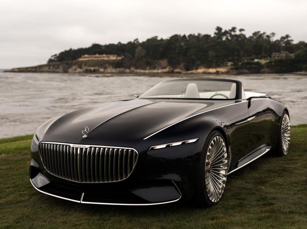 Cantiknya Mobil yang Bikin Hotman Paris Ngidam