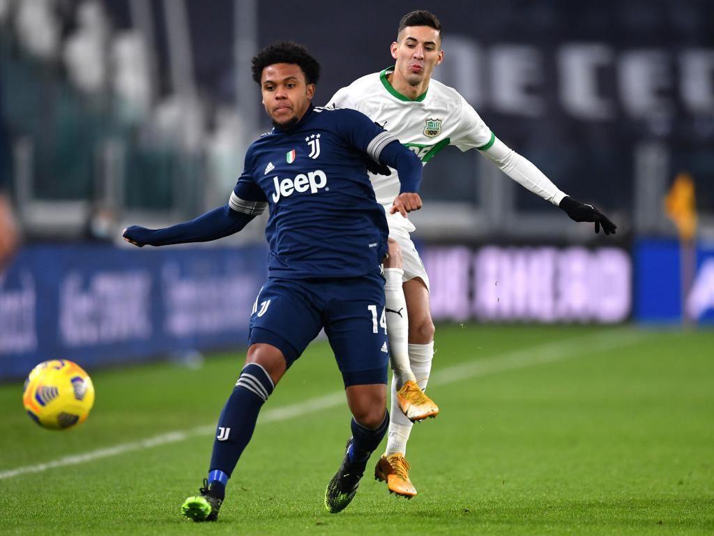 Juventus Menang, Dua Pemainnya Jadi Tumbal