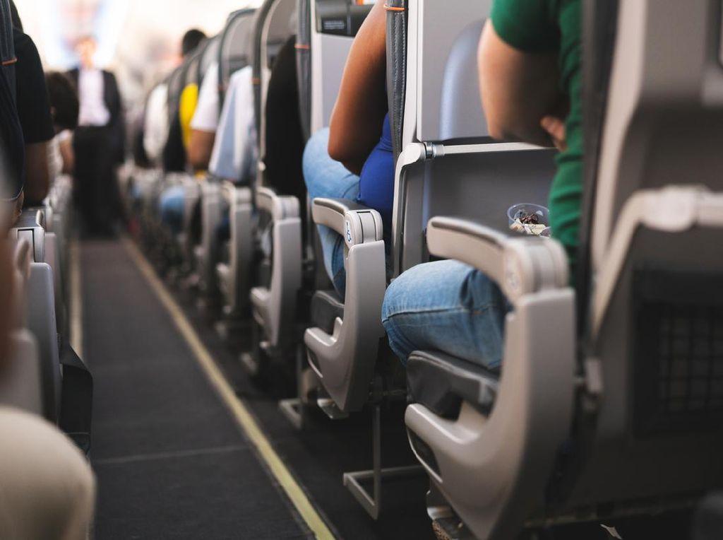 Kapasitas Maksimal Pesawat 70% Tak Berlaku Lagi, Begini Penjelasannya