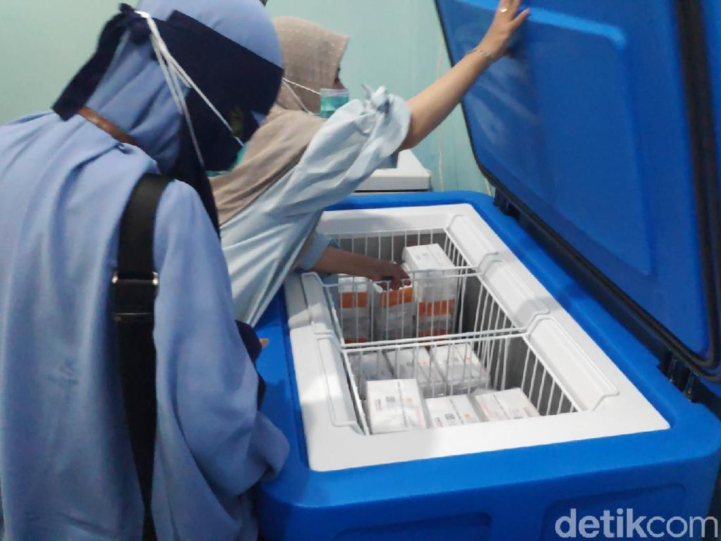 Maros Terima 3.000 Dosis Vaksin COVID, Nakes Tolak Divaksin Akan Disanksi