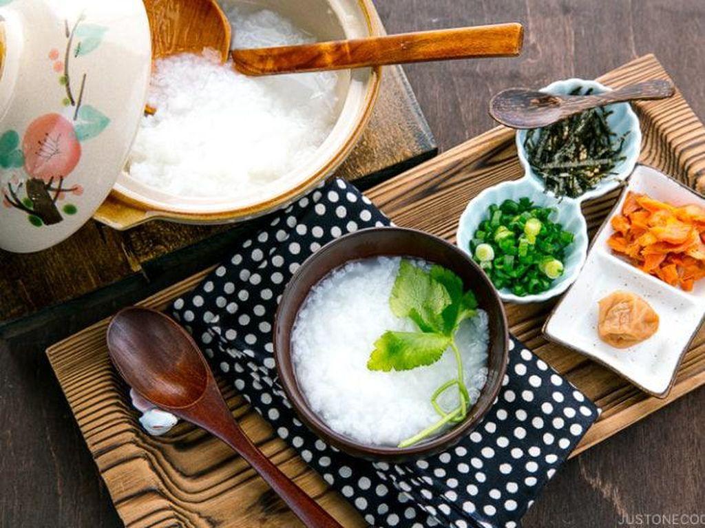 5 Bubur Gurih dari Jepang hingga Thailand, Begini Racikannya