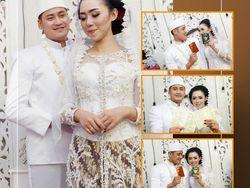 Pilu, Istri Pramugara Sriwijaya Air Okky Bisma Peluk Foto Suami di Pemakaman