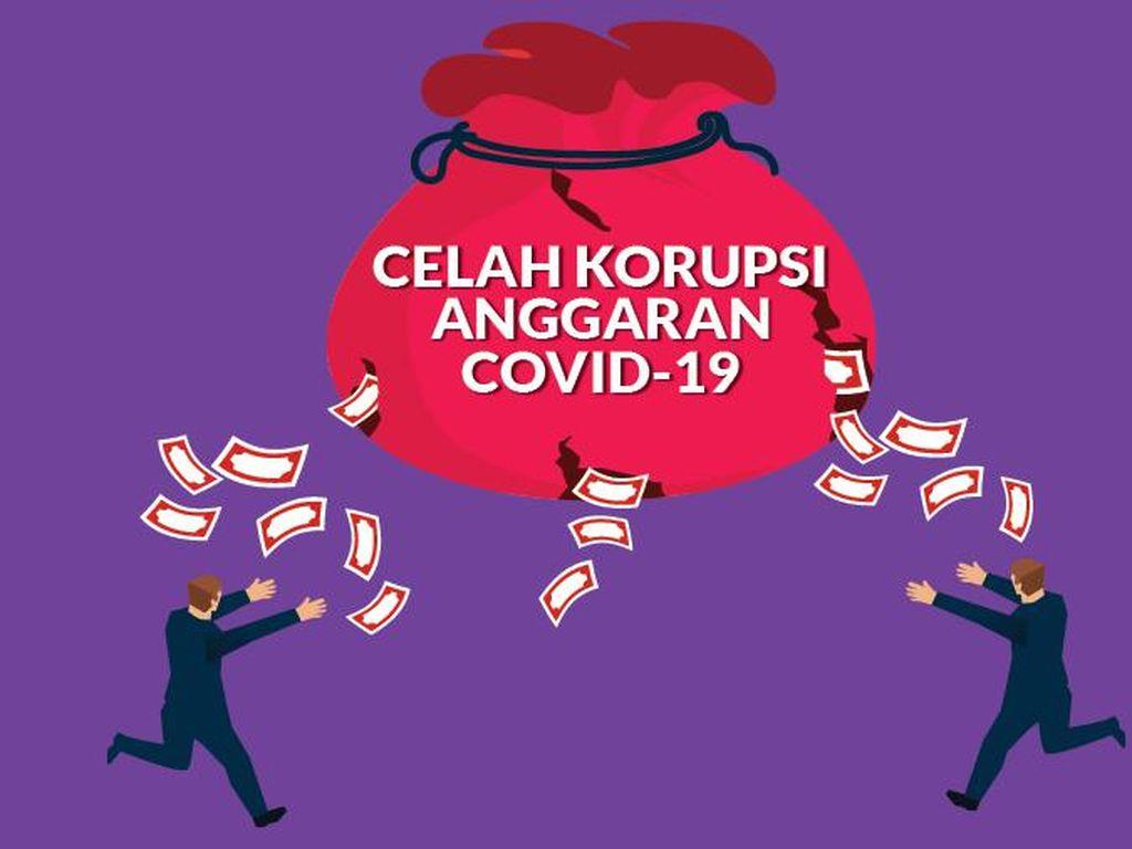 Celah Korupsi Anggaran COVID-19