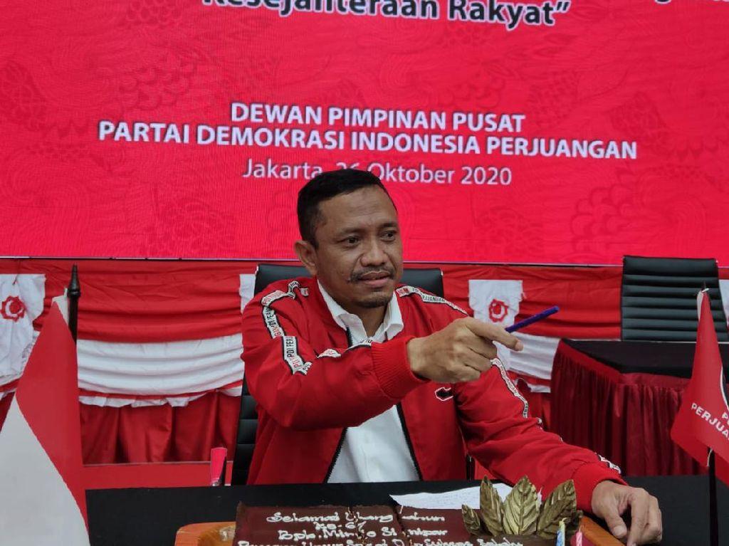 Legislator PDIP soal JokowiDivaksin Hari Ini: Rakyat Tak Perlu Ragu, Aman