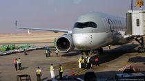 Arab Saudi Akhiri Boikot, Qatar Airways Mendarat di Riyadh