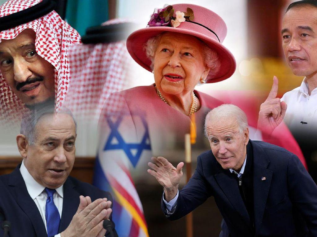 Foto Deretan Pemimpin Dunia yang Telah Divaksin COVID-19