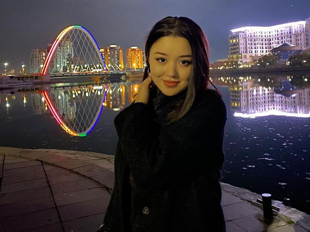 Dayana Kazakhstan Nyanyi Lagu Indonesia, Cari Panggung Lagi?