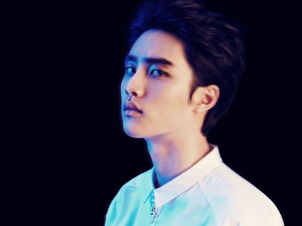 Wajah D.O EXO Usai Wamil Bikin Fans Kaget, Kok Bisa Gitu?