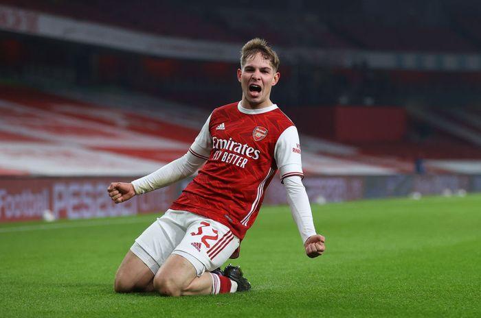 Emile Smith Rowe, Satu Lagi Calon Pemain Bintang Arsenal