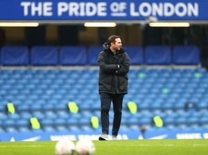 Lampard Dipecat Chelsea Saat Meeting Pagi, Tak Boleh Pamit ke Pemain